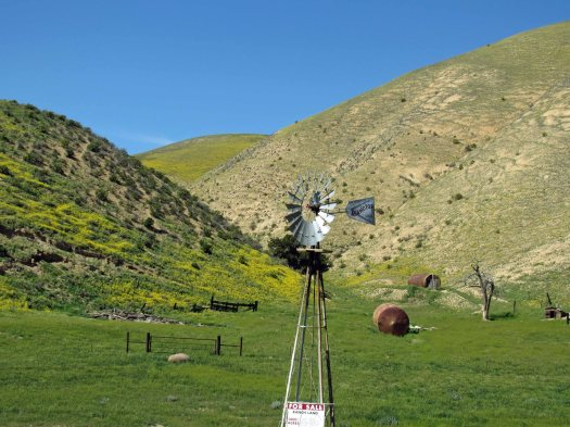 This ranch has water - the old windmill is still working